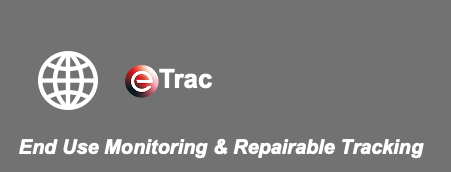 Track reparable items during transit to and from the repair depot, or pinpoint ITAR controlled assets and create a view of asset location and custody control using 'geo-fencing'.